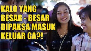 Video Kalo Yang Besar - Besar Di Paksa Masuk Bisa Keluar?! | SOSIAL EKSPERIMEN INDONESIA MP3, 3GP, MP4, WEBM, AVI, FLV Agustus 2019
