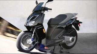 2. aprilia sportcity 250
