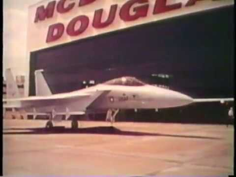 F 15 Eagle R&D and History