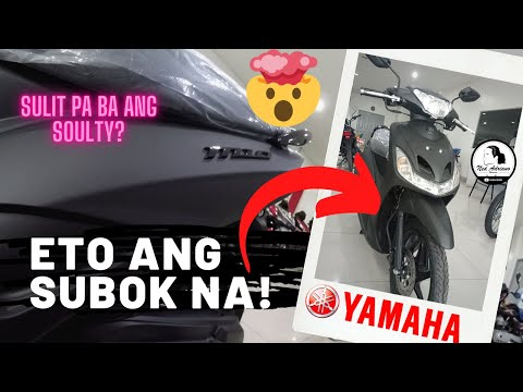 """SOLID PA DIN PALA! Ang Yamaha Mio """"Soulty"""" Sporty Ngayon! 