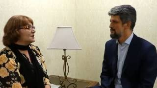 Garo Paylan Armenian member of Turkey's parliament meets with NY/NJ Armenian community