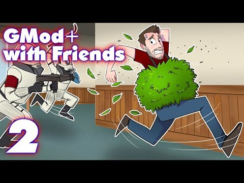 GMod+ w/ Friends - Prop Hunt - GRASER HINTS ARE JUST DIRECTIONS