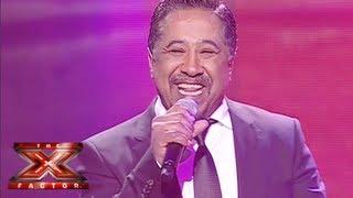 الشاب خالد - ديدي ديدي واه - العروض المباشرة الأسبوع 5 - The X Factor 2013