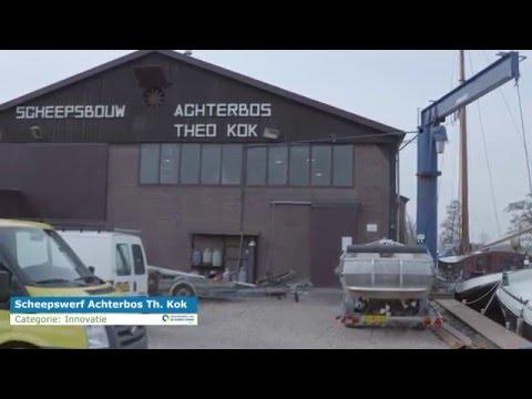 Scheepswerf Achterbos Th.Kok BV - Genomineerd & Winnaar Innovatie 2016