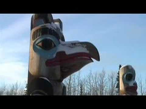Still image from Tlingit: a Matrilineal People