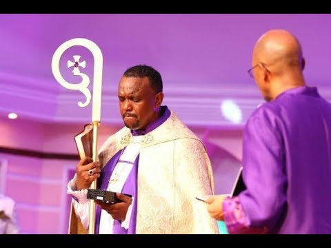 Bishop Allan Kiuna's Love Dilemma