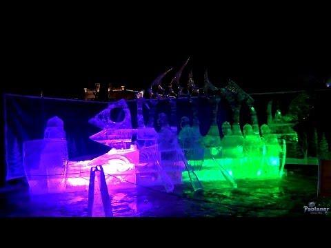 «Зимняя фантазия воды»