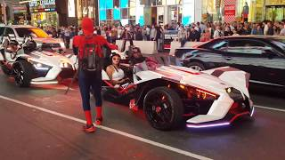 9. TRICKED OUT Polaris Slingshot SLR TakeOver Times Square FHD
