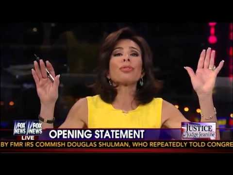 Judge Jeanine Pirro – Obama Admin Lied To America! – Benghazi – Opening Statement – 5/11/13