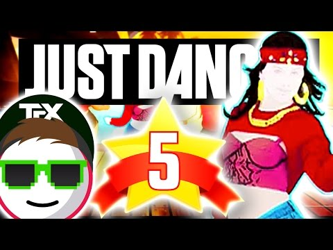 Just Dance 2015 I Luh Ya Papi Jennifer Lopez Ft. French Montana ★ 5 Stars Full Gameplay