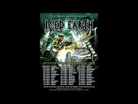 Tekst piosenki Iced Earth - The Trooper po polsku