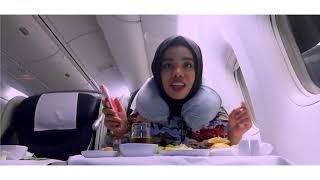 Video ✈️What i Do On Airplane | Pertama kali Sahur di Pesawat (voiceover) MP3, 3GP, MP4, WEBM, AVI, FLV Juli 2019
