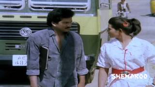 Rajendra Prasad Requesting Vani Viswanath - Bhale Dampathulu Comedy Scenes - ANR, Jayasudha