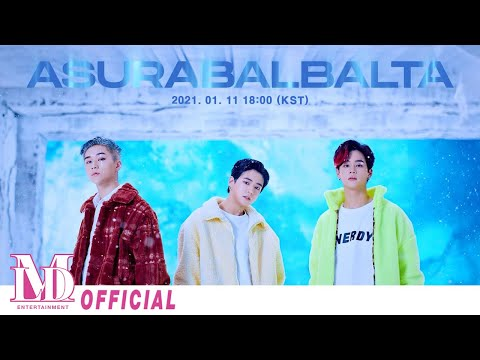 T1419 1st Single Album [BEFORE SUNRISE Part. 1] Unit Video Teaser GUNWOO / ON / ZERO