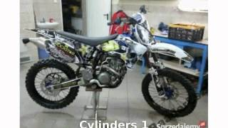 8. 2004 Yamaha YZ 250F Specification and Walkaround