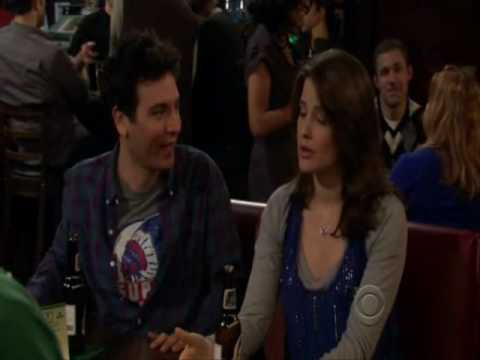 """Right Now"" How I Met Your Mother Season 5"
