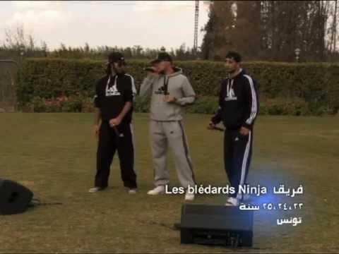 فريق Les Bleaders Ninja - بيوت الحكام - The X Factor 2013