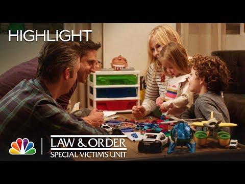 Law & Order: SVU - Benson's Real Family (Episode Highlight)