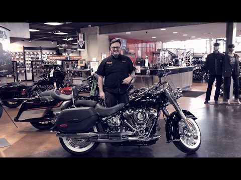 2018 Harley Davidson Softail Deluxe For Sale
