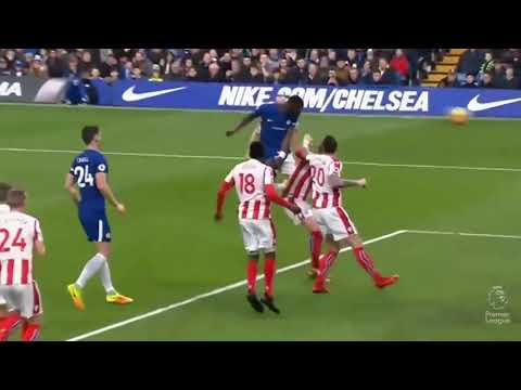 Chelsea vs Stoke 5-0 || 30 Dec 2017 Goals & Highlights