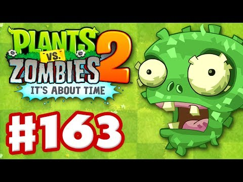 'It's - Thanks for every Like and Favorite! They really help! This is Part 163 of the Plants vs Zombies 2: It's About Time Gameplay Walkthrough for the iPad! It incl...