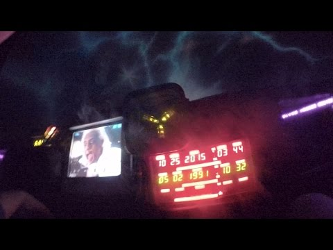 BACK TO THE FUTURE THE RIDE (Full Version) | Universal Studios Japan