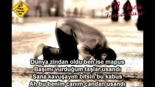 Tuncer Yolal - Usandim [ Muziksiz Ilahi ] 2013