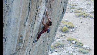 Everything is Karate ascent UNCUT by Chris Sharma