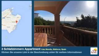 Cala Romantica Spain  City pictures : 3 Schlafzimmern Appartment zu verkaufen in Cala Mandia, Mallorca, Spain