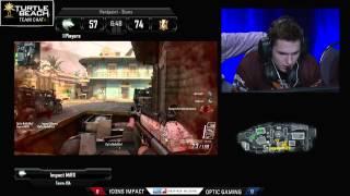 OpTic Gaming vs Impact - Game 1 - CWR3 - MLG Anaheim 2013