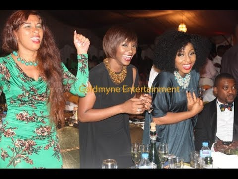 Night out with Nollywood stars at 20