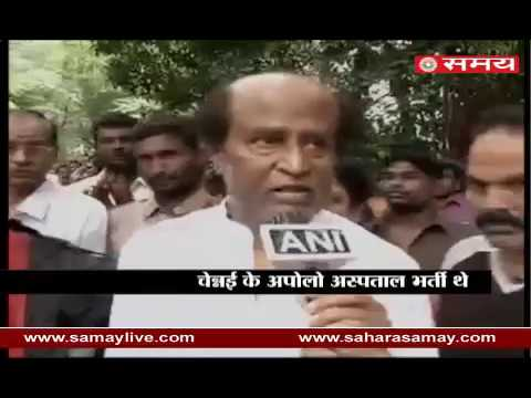 Superstar Rajnikanth condoled on Cho Ramaswamy Death