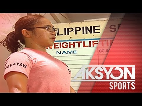 Hidilyn Diaz, Hinirang Na World No. 1 Sa Women's 53-kg Division
