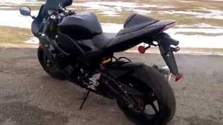 10. 2004 ZX-10r Project Bike - For Sale