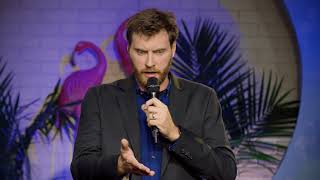 Johnny Beehner on having to pick your battles when you're married - Dry Bar Comedy