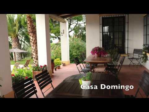 Casa Domingo, Álora