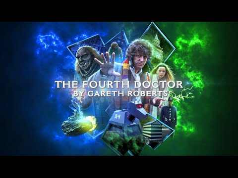 Out Now: The Fourth Doctor by Gareth Roberts, Volume 1 Limited Collector's Edition
