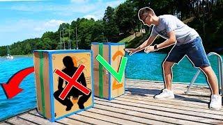Video NIE WRZUĆ ZŁEGO MYSTERY BOXA DO WODY!! MP3, 3GP, MP4, WEBM, AVI, FLV September 2019