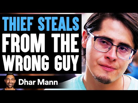Thief STEALS From The WRONG GUY, What Happens Is Shocking | Dhar Mann