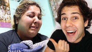 Video SURPRISE MADE LITTLE SISTER CRY!! (EMOTIONAL) MP3, 3GP, MP4, WEBM, AVI, FLV September 2018