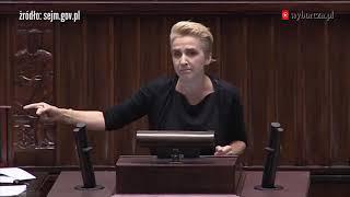 """Scheuring-Wielgus w Sejmie: """"Jarosław Kaczyński jest tchórzem!"""""""