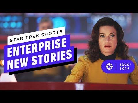 Star Trek: New USS Enterprise Stories Coming - Comic Con 2019