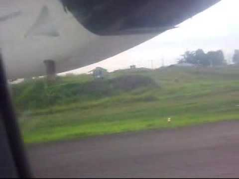Landing Quibdo Choco/ Aterrizaje En Quibdo Choco