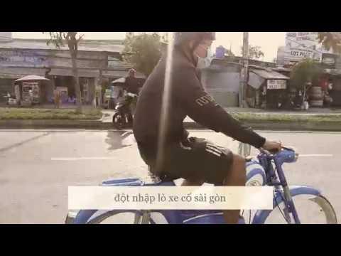 Xe cổ cực đẹp lộ diện trên phố Sài Gòn - Thời lượng: 9 phút, 16 giây.