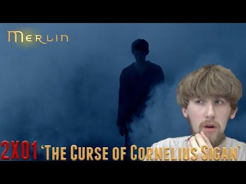 Merlin Season 2 Episode 1 - 'The Curse of Cornelius Sigan' Reaction