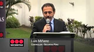 SECURITAS PERÚ - VI EDICIÓN DEL PREMIO VALORES SECURITAS (JULIO 2011)