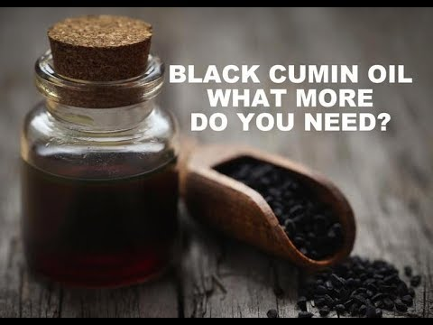 Black Cumin Oil - What More Do You Need?