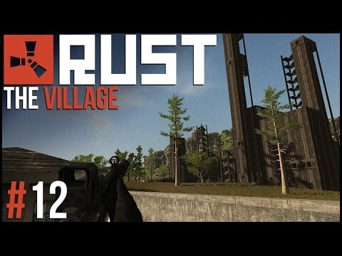 rust - Little calmer after last week, but we do run into people...and the village continues to grow. Subscribe with this handy dandy link! - http://bit.ly/13OT2RF A...