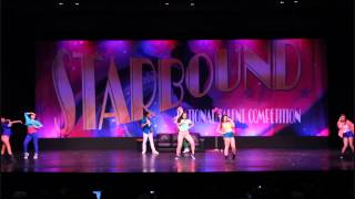 """Prestige Dance Company West Coast, Murrieta CA. Choreographed by Lauren Andriani. """"Bring Em' Out"""" Starbound 2013 Teen..."""