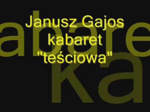 Janusz Gajos - Teściowa (audio)